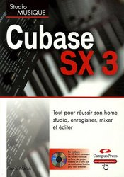 Cubase SX 3 - Campus Press - Daniel Ichbiah (2006)